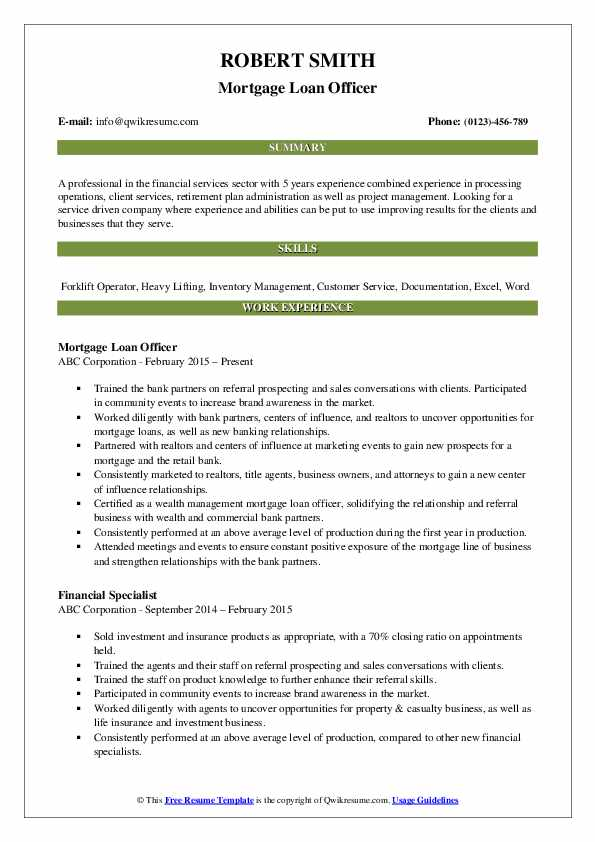 loan officer resume samples qwikresume objective examples pdf business letter example Resume Loan Officer Resume Objective Examples