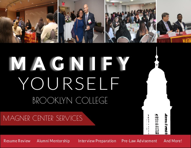 magnerpostcard brooklyn college magner center resume trends simple job layout crawler ats Resume Brooklyn College Magner Center Resume