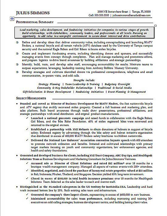 marketing executive resume example sample format for s6a free search employers office Resume Sample Resume Format For Marketing Executive