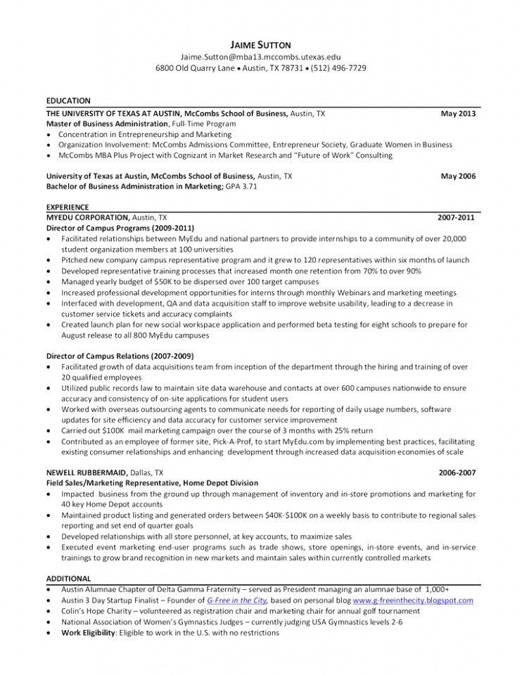 mccombs resume template facebookcn business design lying about high school diploma on Resume Mccombs Resume Template