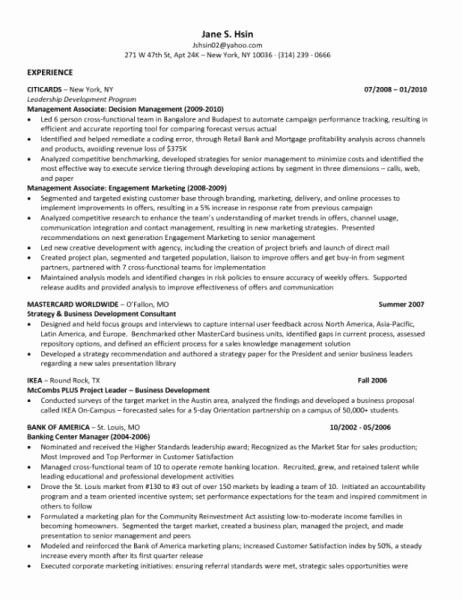 mccombs resume template mc bs this is design nanny federal air marshal with language Resume Mccombs Resume Template