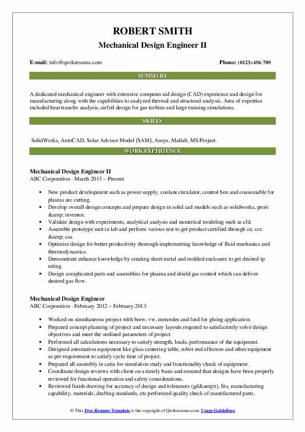 mechanical design engineer resume samples qwikresume wiring harness pdf good templates Resume Wiring Harness Design Engineer Resume