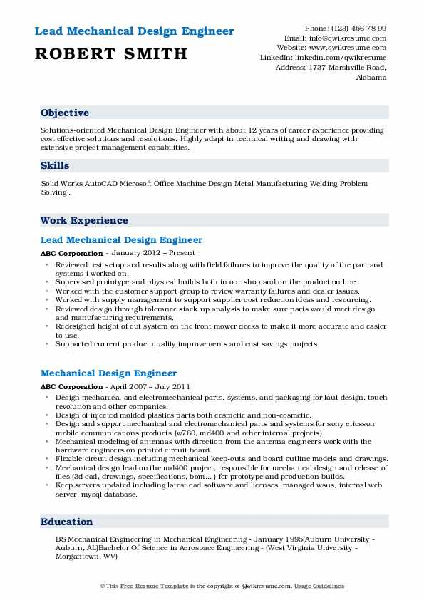 mechanical design engineer resume samples qwikresume wiring harness pdf marketing Resume Wiring Harness Design Engineer Resume