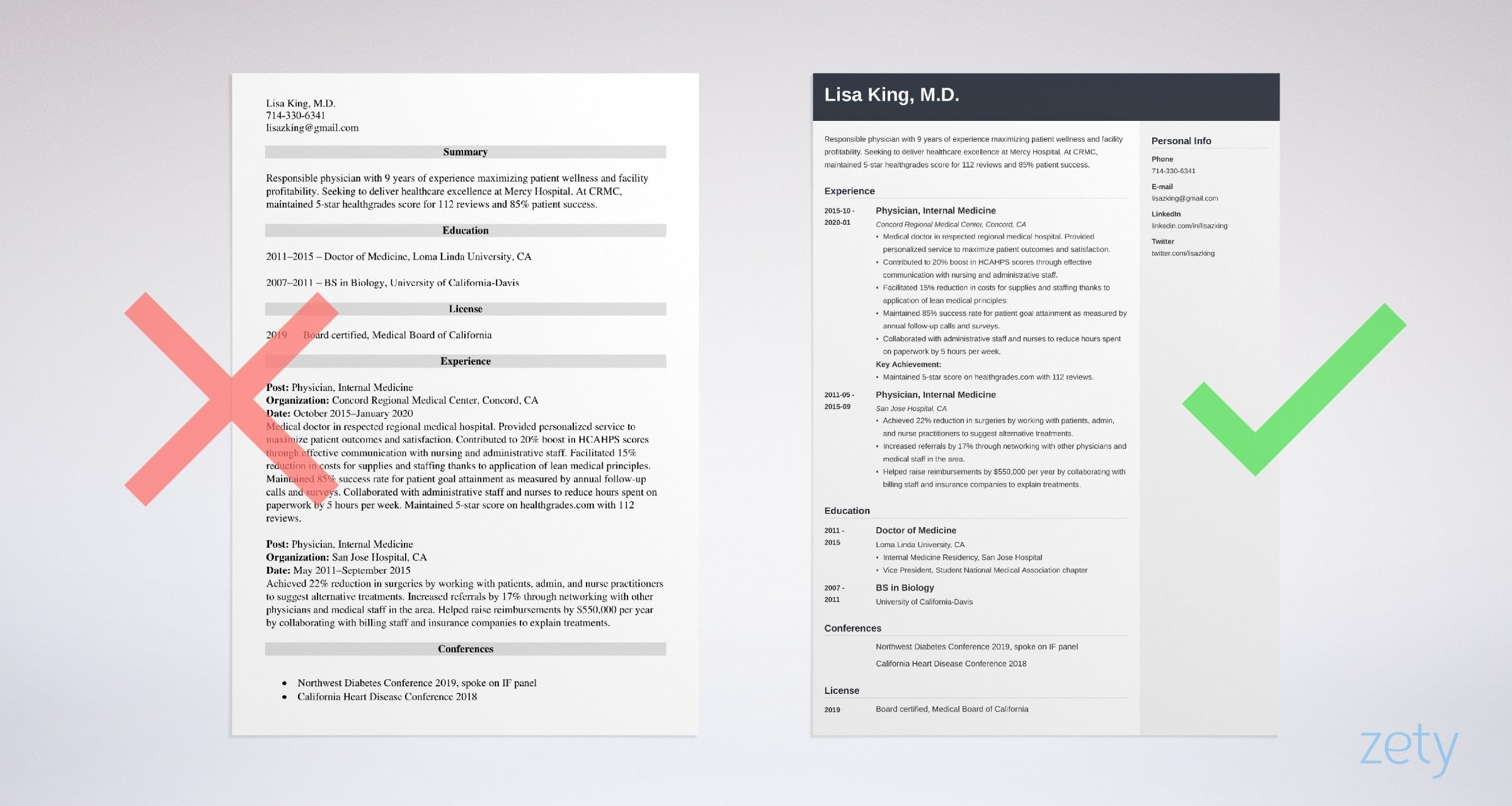 medical doctor resume examples tips md cv template word example technical recruiter Resume Doctor Resume Template Word