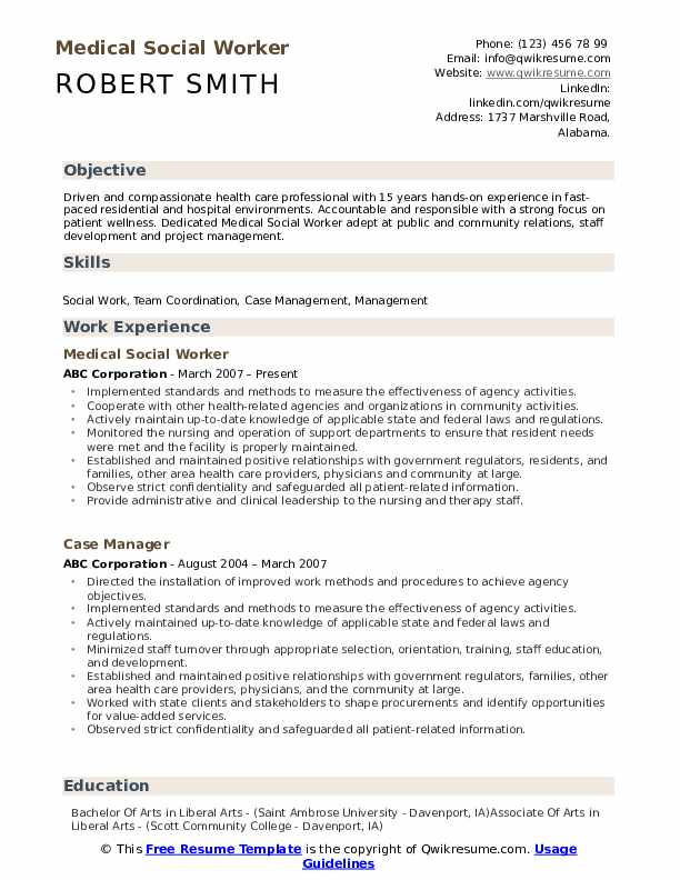 medical social worker resume samples qwikresume pdf indeed subscription plan format for Resume Medical Social Worker Resume