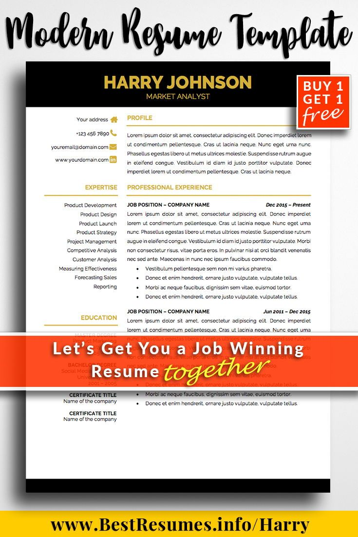 modern resume template harry bestresumes info writing examples job packages lcsw fnp Resume Resume Writing Packages