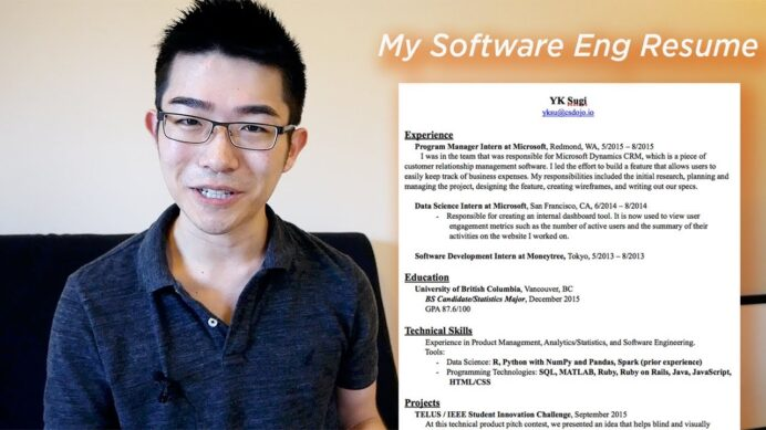 my software engineer resume looks like projects for respiratory therapist hbs format Resume Software Projects For Resume