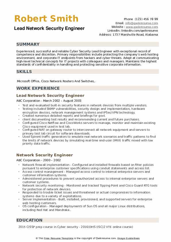 network security engineer resume samples qwikresume checkpoint firewall pdf universal Resume Checkpoint Firewall Engineer Resume