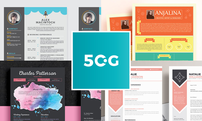 new and trendy free cv resume design templates for graphics graphic think read write Resume Graphic Design Resume 2019