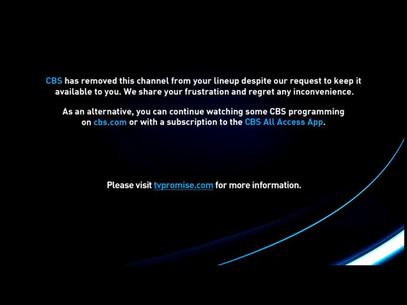 no cbs here to see your favorite shows during directv verse blackout south sun sentinel Resume Directv Resume Watching