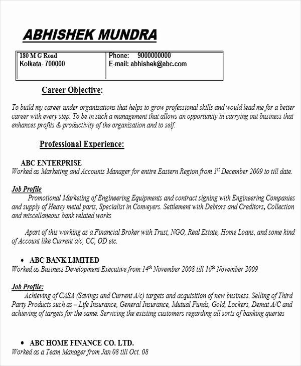 objective for bank resume unique manager elfaro job of civil engineer format media Resume Resume Objective For Bank Job
