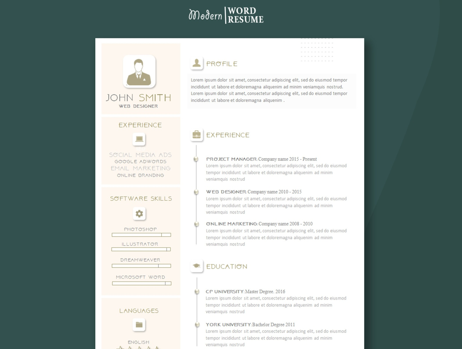 one resume template word free kelly services submission outlines microsoft directional Resume One Page Resume Template Word Free
