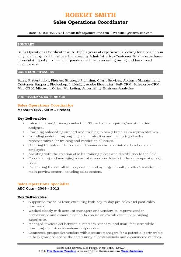 operations coordinator resume samples qwikresume pdf position desired sample ghetto tips Resume Operations Coordinator Resume