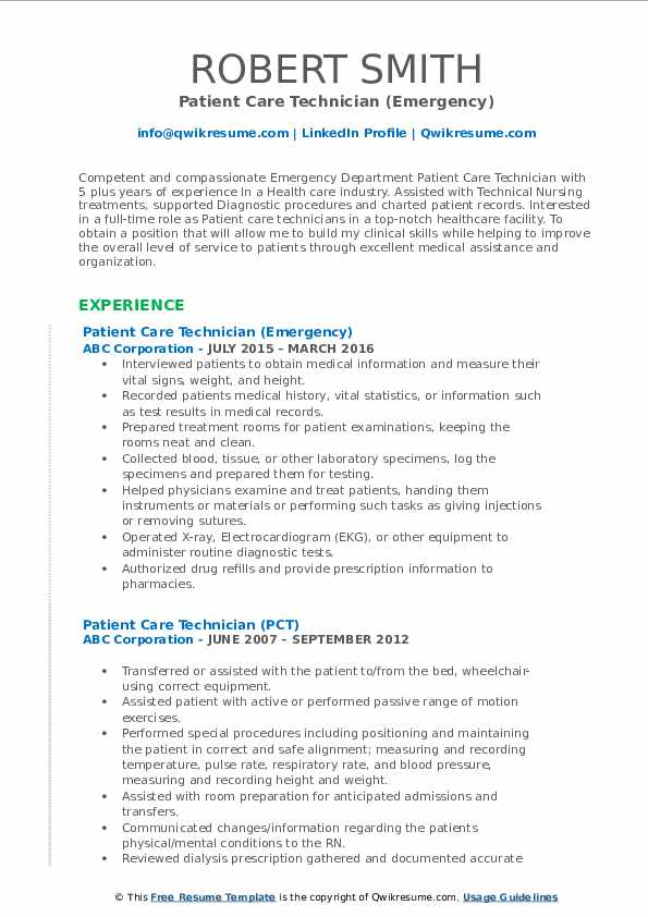 patient care technician resume samples qwikresume examples pdf training employees on Resume Patient Care Resume Examples