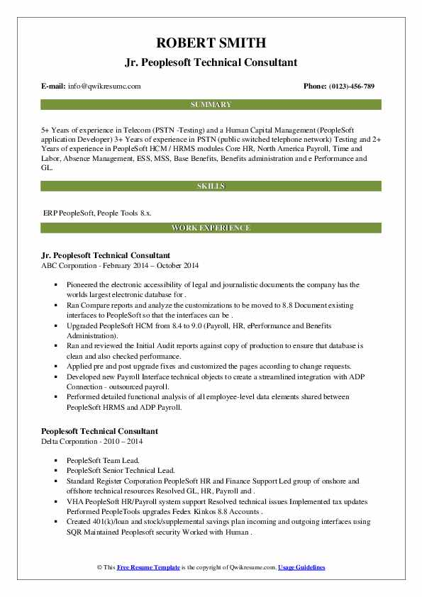 peoplesoft technical consultant resume samples qwikresume payroll pdf insurance Resume Peoplesoft Payroll Resume