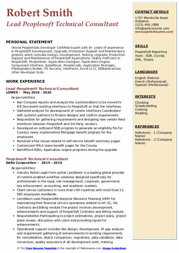peoplesoft technical consultant resume samples qwikresume payroll pdf kitchen equipment Resume Peoplesoft Payroll Resume