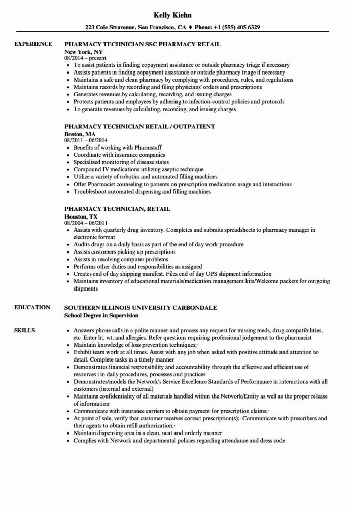 pharmacy technician resume objective new samples tech examples entry level staples Resume Entry Level Pharmacy Technician Resume Samples