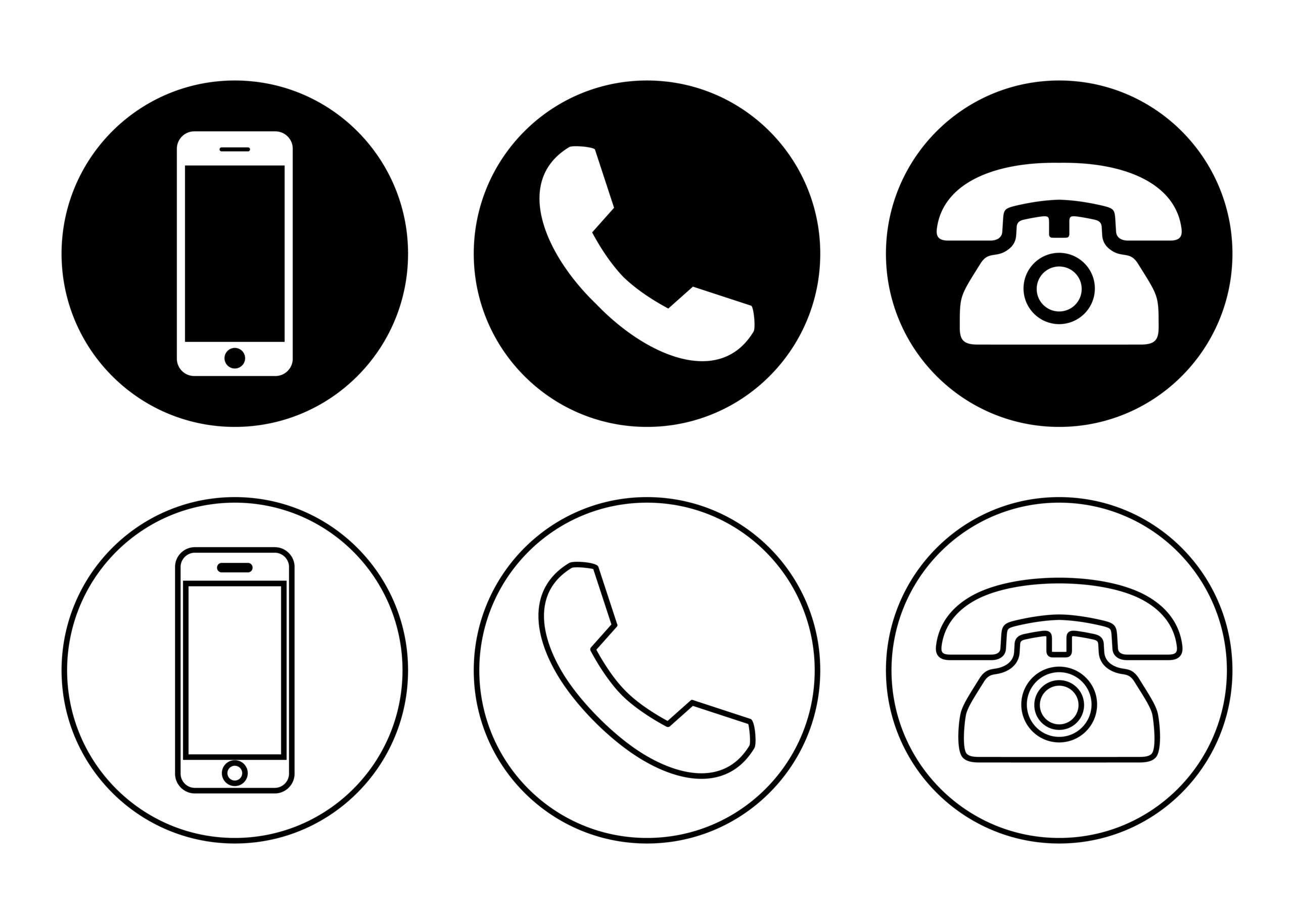 phone icon vector call smartphone device gadget telephone snapchat logo symbol for resume Resume Phone Symbol For Resume