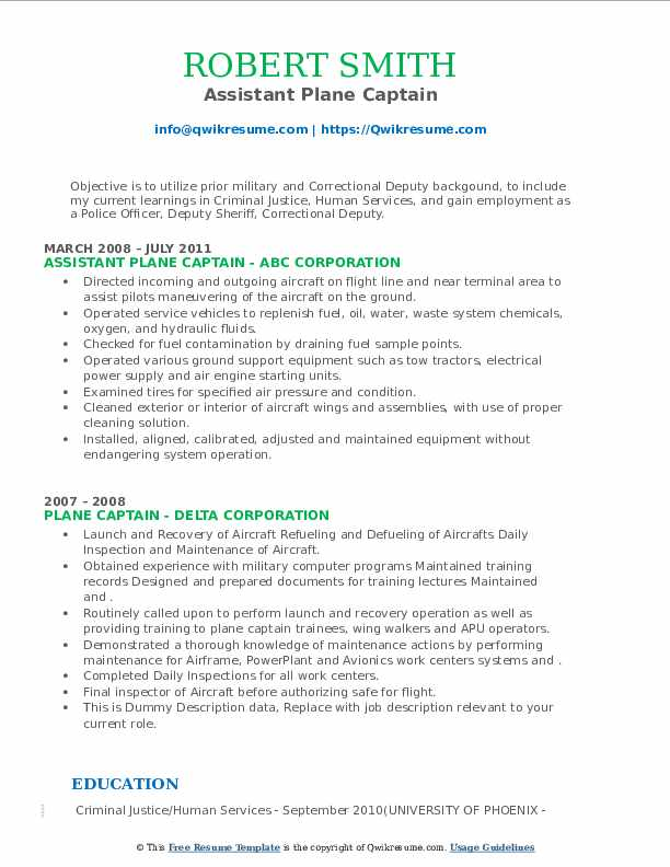 plane captain resume samples qwikresume navy pdf college freshman template new nurse Resume Navy Plane Captain Resume