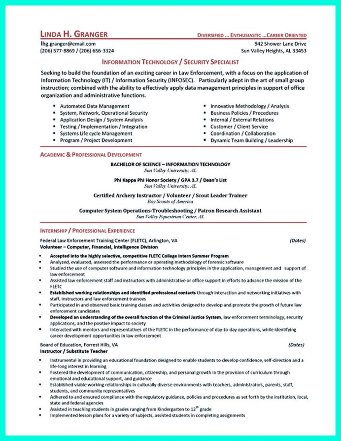 powerful cyber security resume to get hired right away examples student entry level Resume Entry Level Cyber Security Analyst Resume Sample
