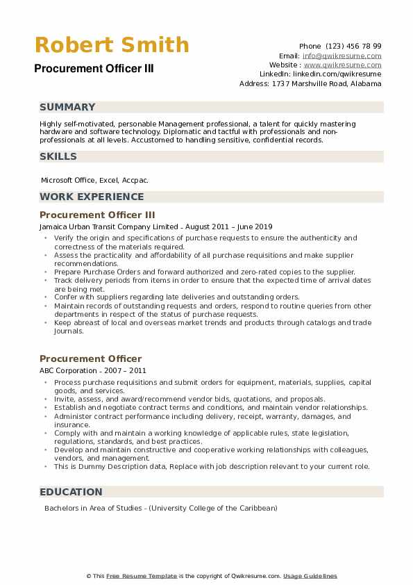 procurement officer resume samples qwikresume government contracting pdf financial Resume Government Contracting Officer Resume