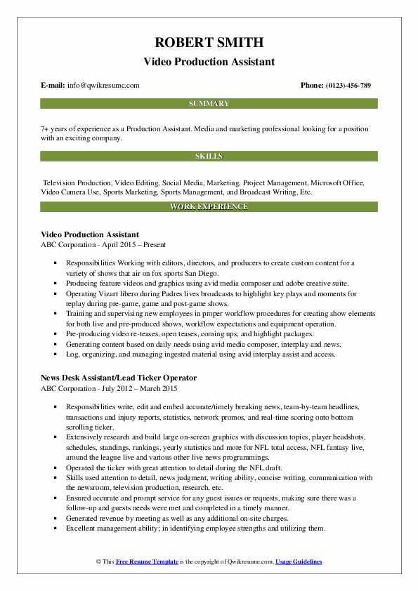 production assistant resume samples qwikresume pdf quality control inspector example Resume Production Assistant Resume