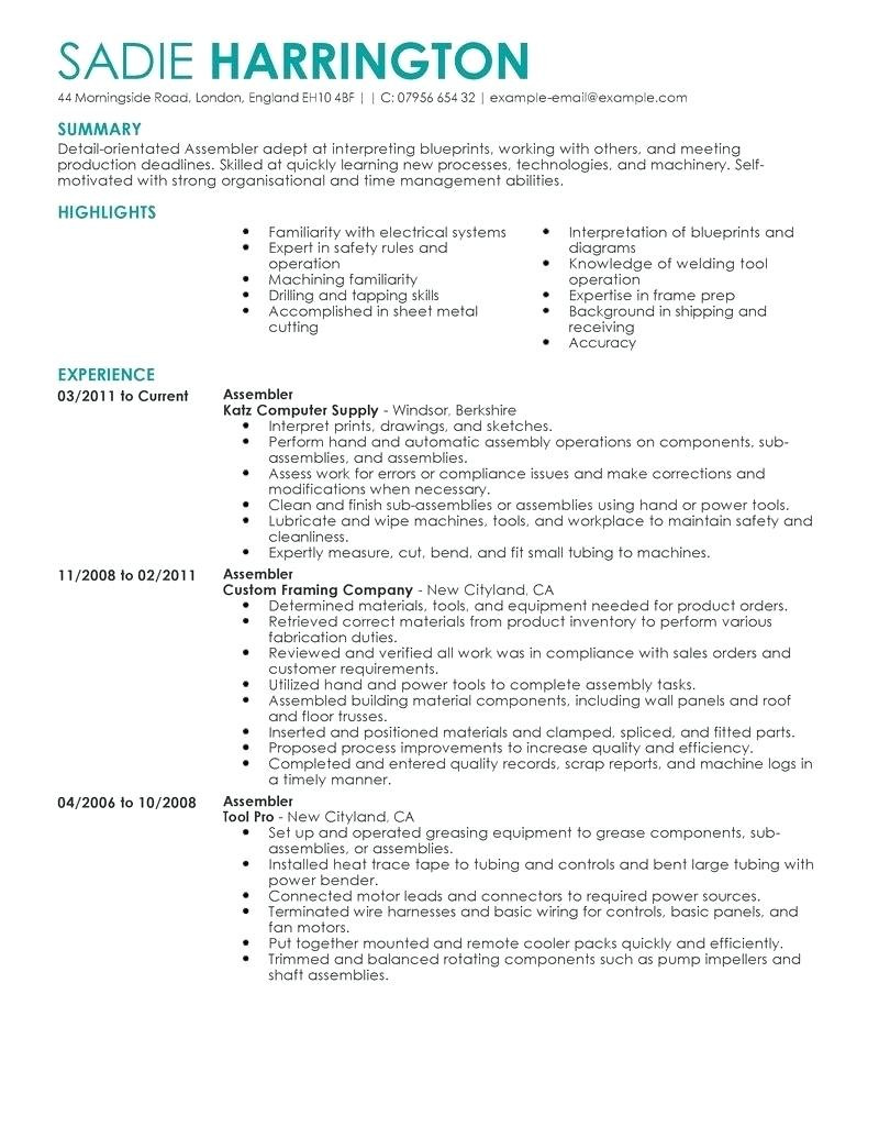 production worker resume examples radaircars summary for present vision the best you line Resume Resume Summary Examples For Production Worker