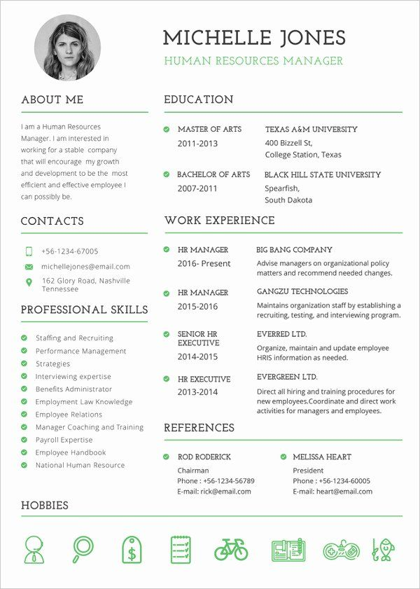 professional resume template free beautiful wor in templates word great designs Resume Linkedin Resume Builder Word Format