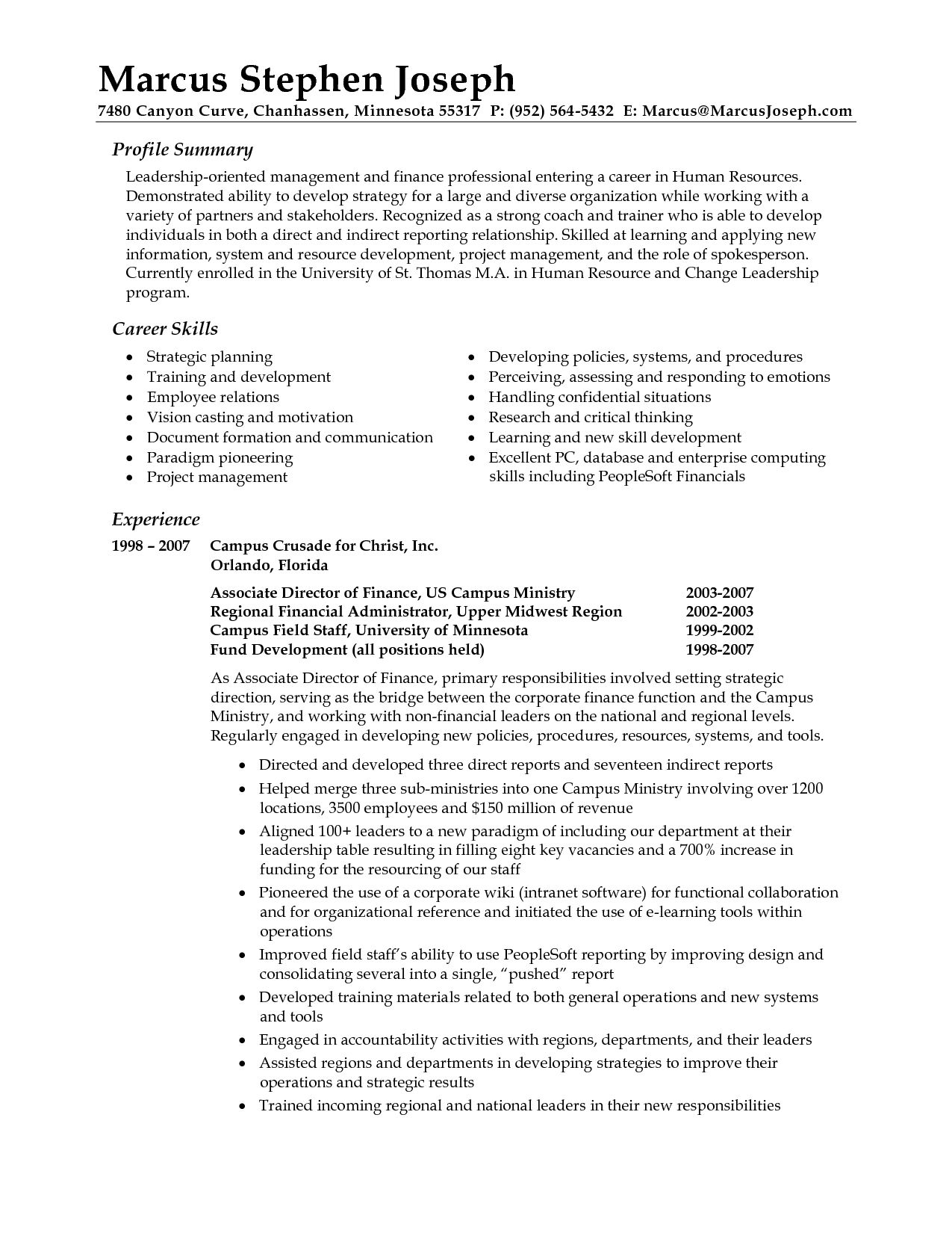 professional summary resume examples career statement samples for students objective Resume Resume Summary Samples For Students