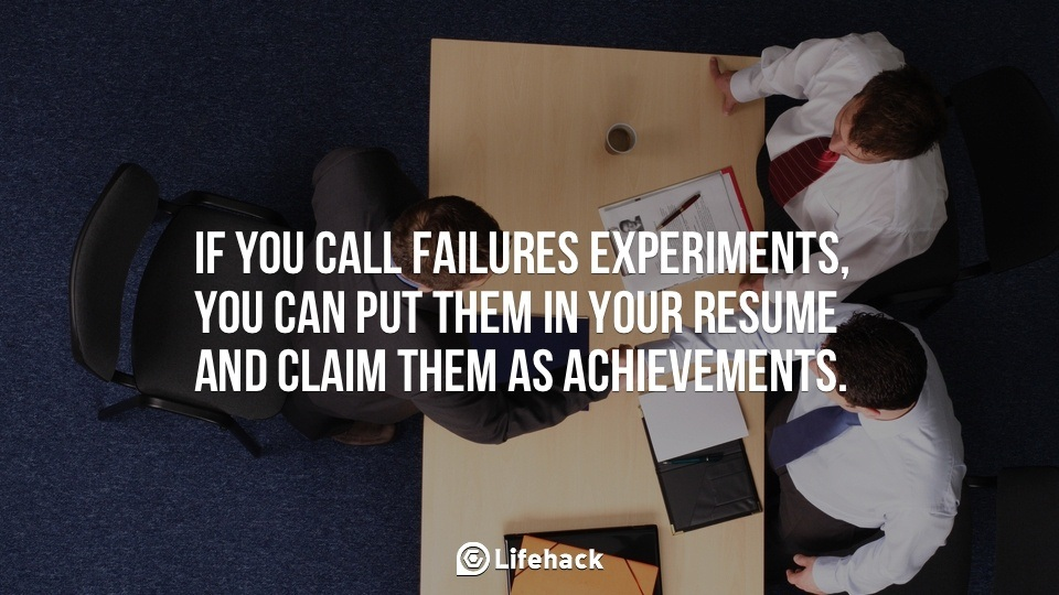 reasons your resume carnegie certification on if you call failures experiments can put Resume Dale Carnegie Certification On Resume