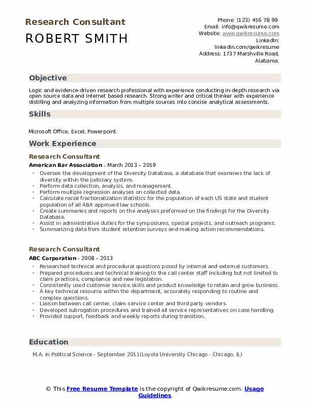 research consultant resume samples qwikresume science pdf personal injury case manager Resume Science Research Resume