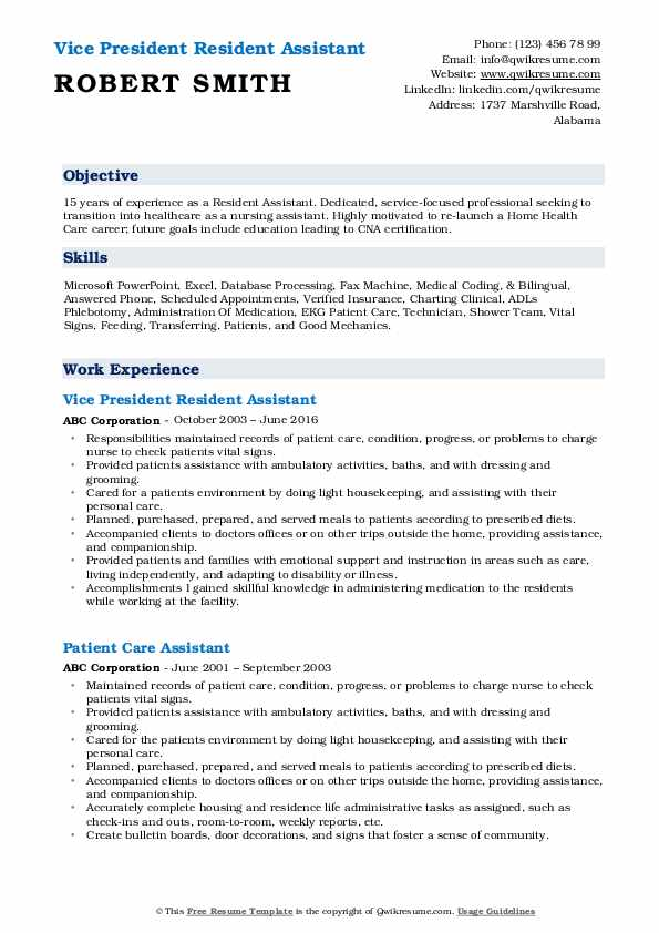 resident assistant resume samples qwikresume pdf senior accountant accounting manager Resume Resident Assistant Resume