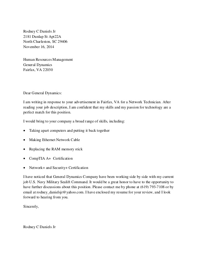 resume cover letter in response to technical position received tour guide description for Resume Resume Received Response Letter
