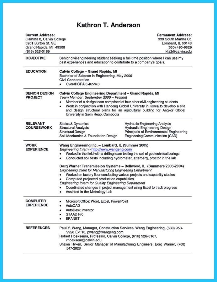 resume examples for students trendy best current college student with no experience of Resume Resume For College Student With Little Experience