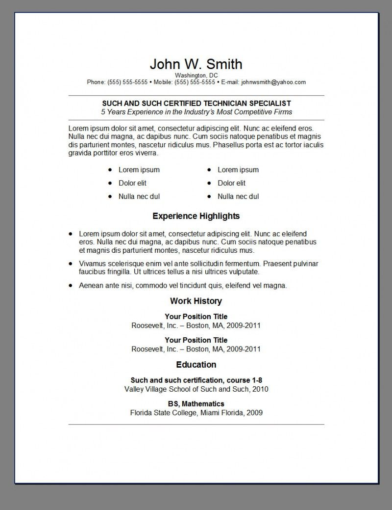 resume examples reddit good websites direct support professional format Resume Direct Support Professional Resume Template
