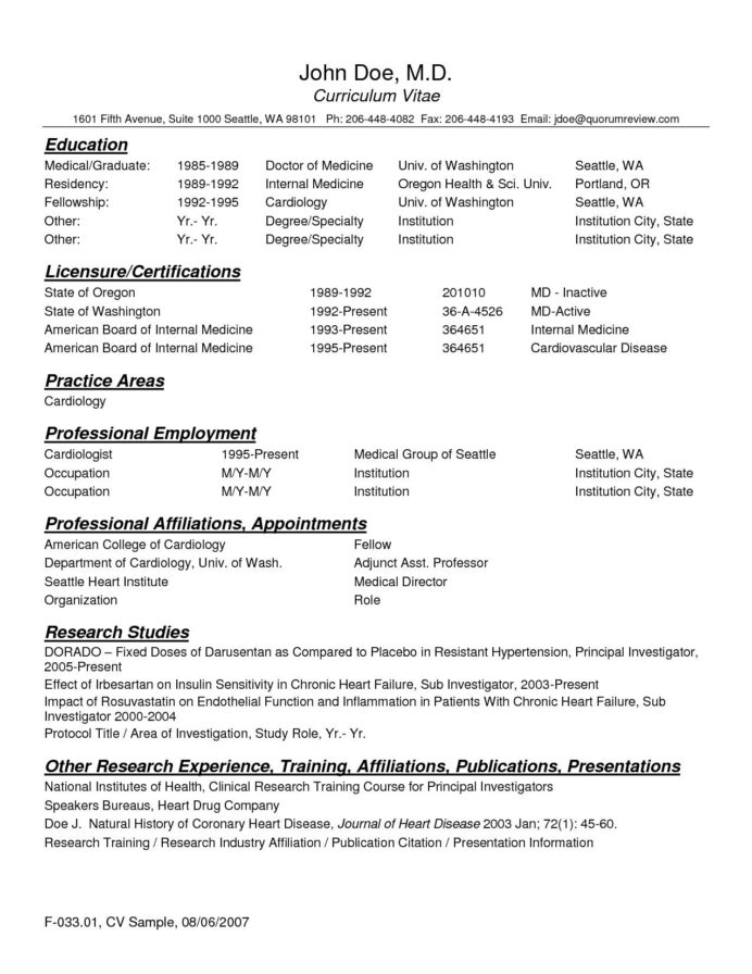 resume examples website is for resources and information cv template word curriculum Resume Resident Physician Resume
