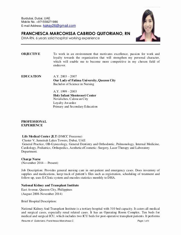 resume for hospital jobs elegant job romes danapardaz examples template samples Resume Hospital Registration Resume