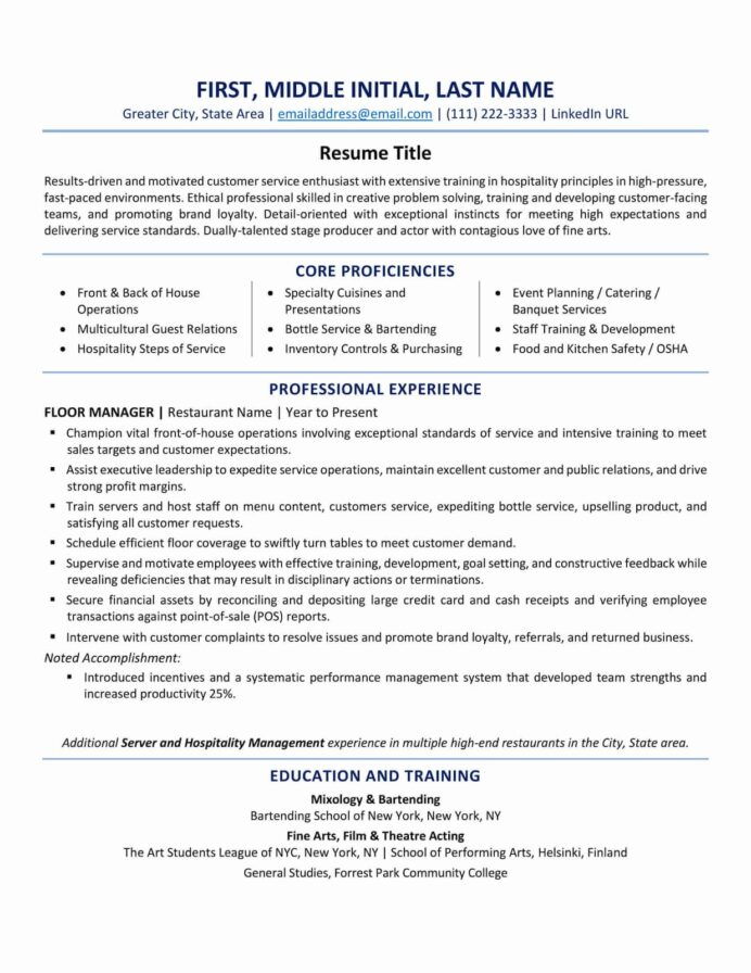 resume format best tips and examples updated current samples iti fitter sample counselor Resume Community Habilitation Specialist Resume