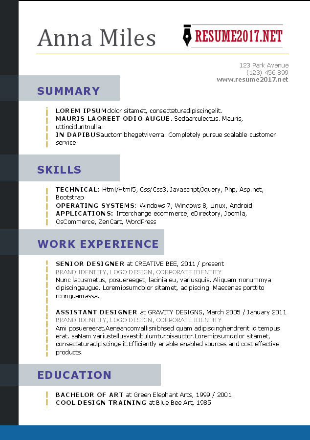 resume format free to word templates latest for freshers functional grey problem solving Resume Latest Resume Format 2017 For Freshers