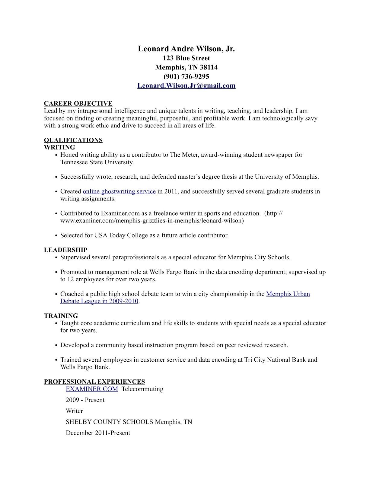 resume help hobbies and interests to include on your you can put sample resume1 public Resume Hobbies You Can Put On A Resume