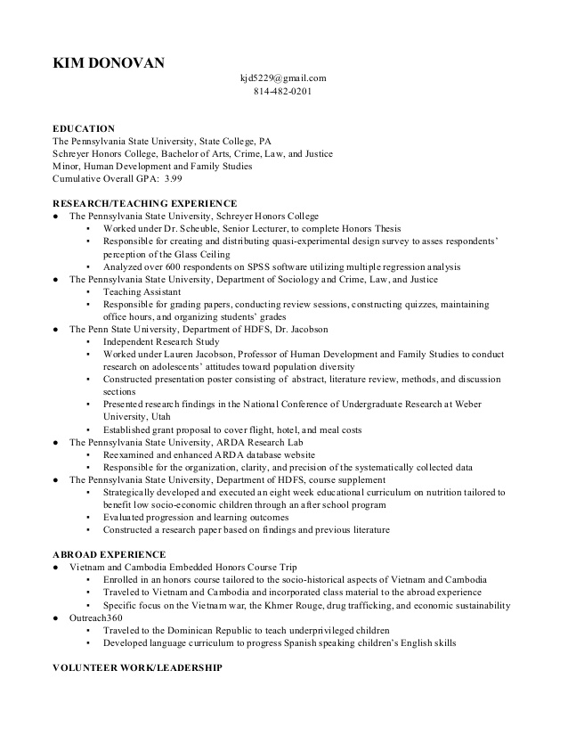 resume march for honors college markdown basic construction knowledge skills and Resume Resume For Honors College