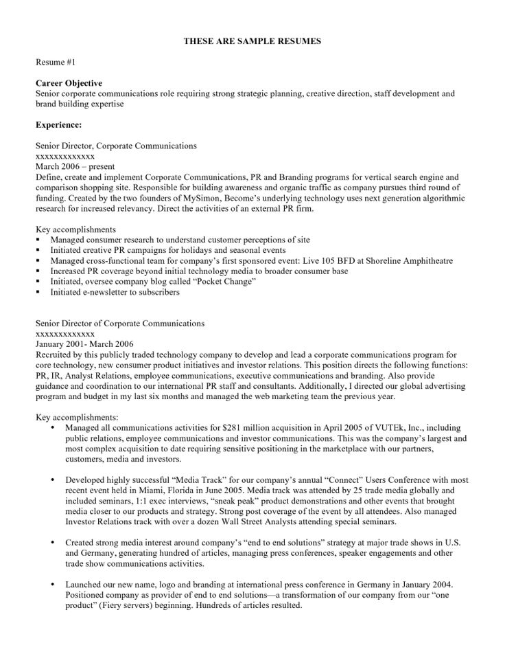 resume objective example for first job good sample academic examples professional summary Resume Good Objective For Resume For First Job