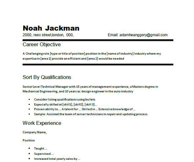 resume objective examples statement good for general first job iot format personal Resume Good Objective For Resume For First Job