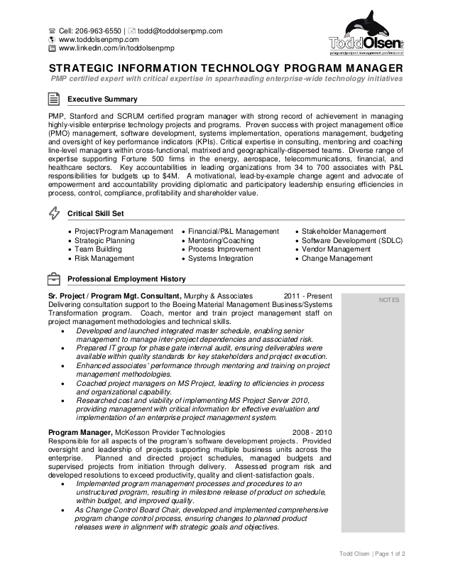 resume of olsen agile program manager current styles college student template microsoft Resume Agile Program Manager Resume