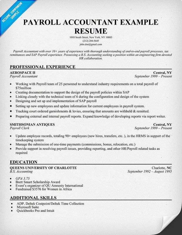 resume samples and to write companion job accountant sample payroll examples apple expert Resume Payroll Accountant Resume Examples