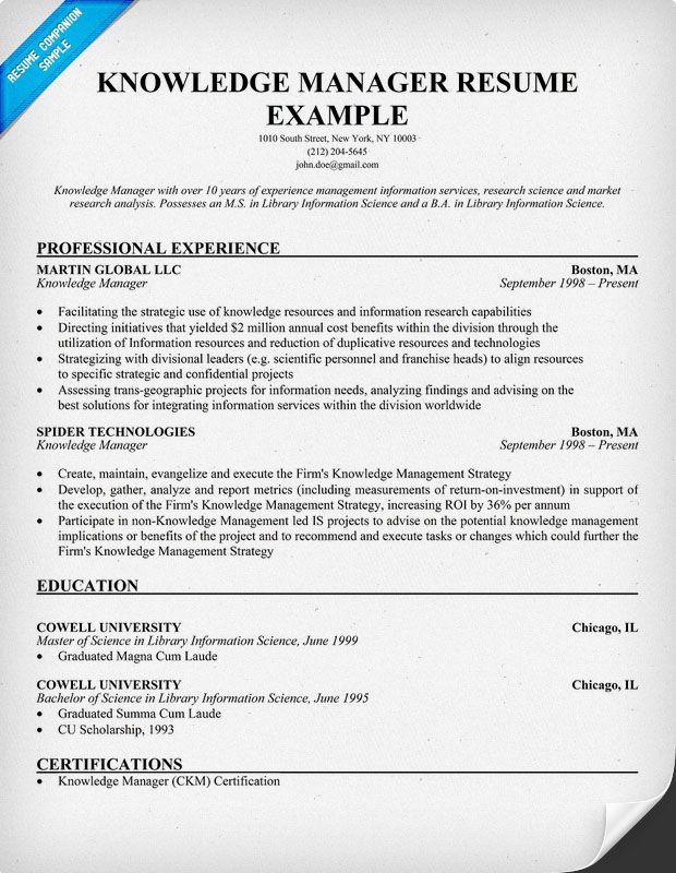 resume samples and to write companion manager examples helper knowledge management sample Resume Knowledge Management Resume Sample
