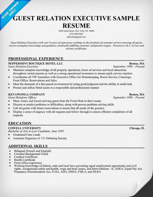 resume samples and to write companion skills sample examples customer relations officer Resume Customer Relations Officer Resume