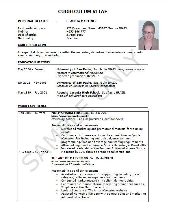 resume template word excel pdf free premium templates format great photo sample in Resume Resume Format Excel Download