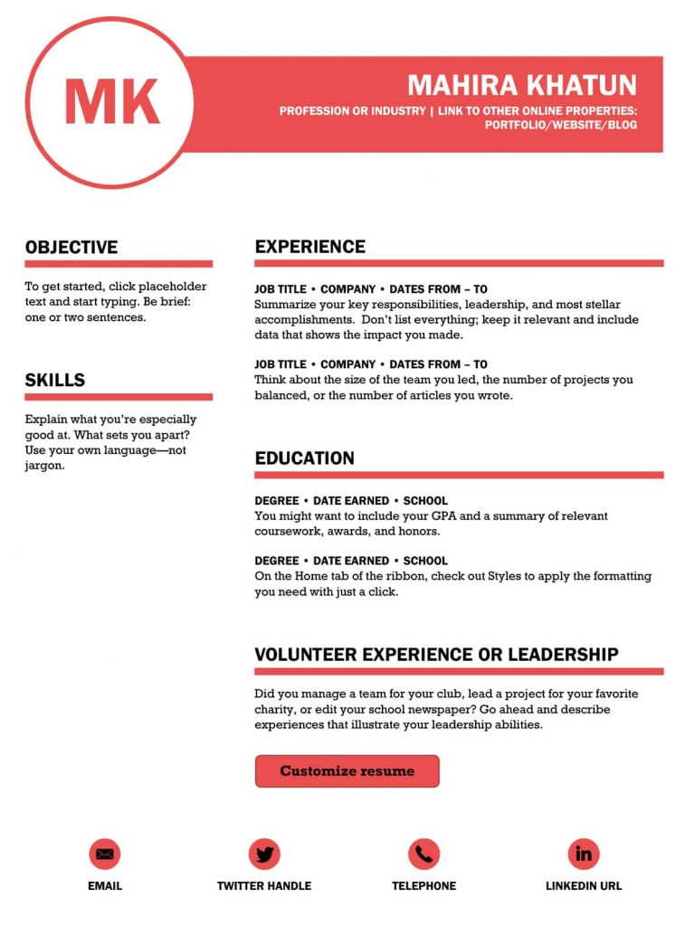 resume template word free executive my format builder 757x1024 sample for agricultural Resume Executive Resume Template 2019 Free