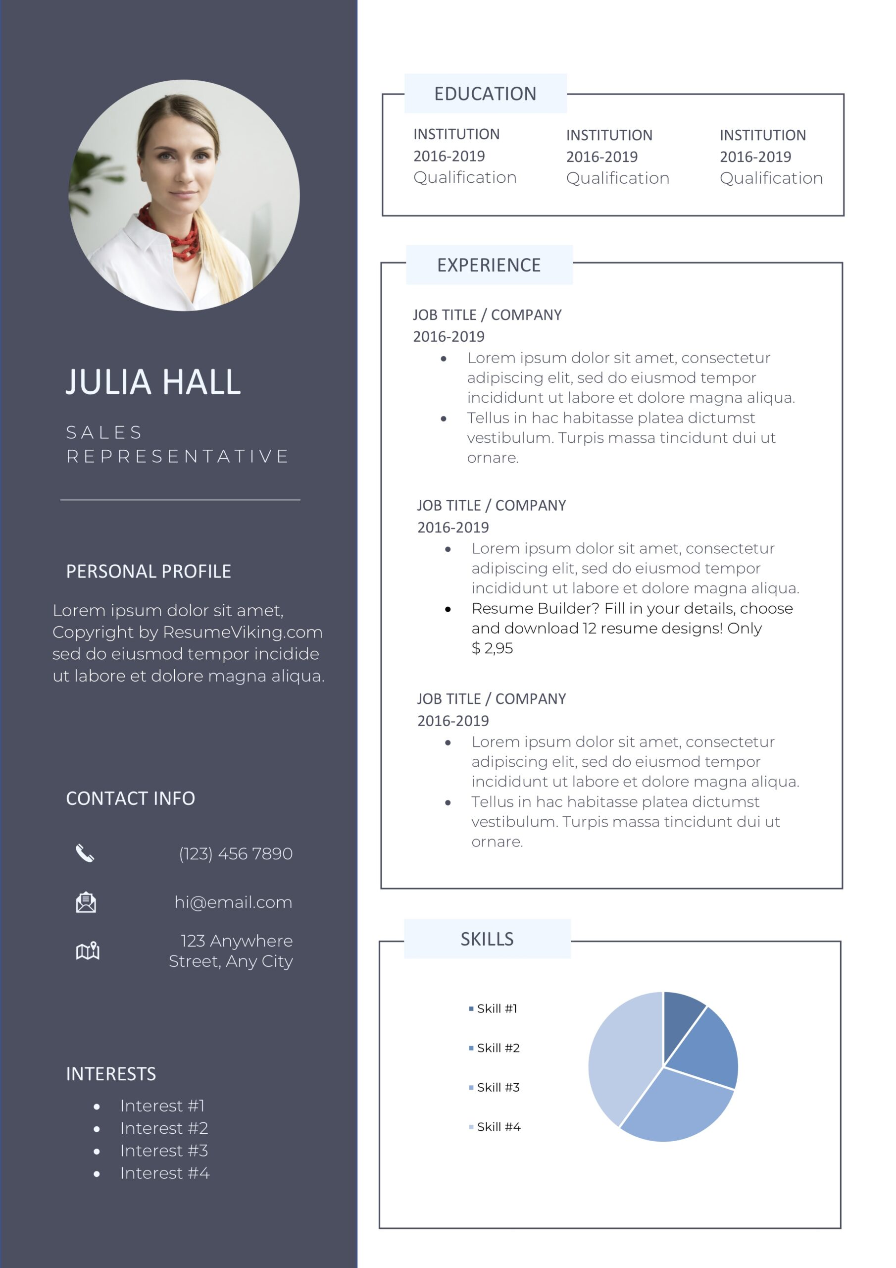 resume templates pdf word free downloads and guides grace resumeviking self starter Resume Resume Templates 2019 Download